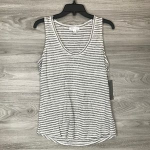 Nordstrom Signature Stripe Tank Top